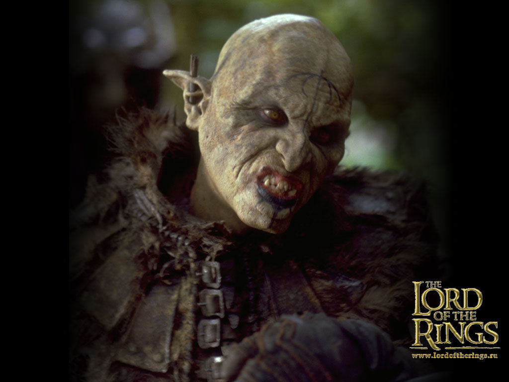 Republican Orc Who Got a Bit Part in a Movie About Orc WarsOrc Leader Hobbit