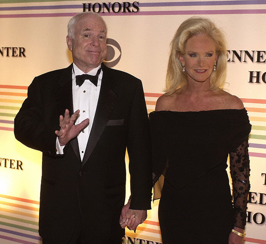Cindy Mccain Adultery: Is Cindy McCain Still A Junkie?