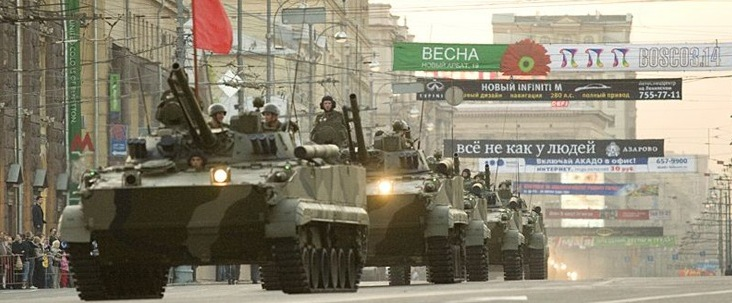 Fear and Impoverishment in Moscow
