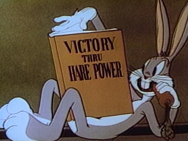 "Pakistan's Bugs Bunny Ploy: ""Gee India, You Wouldn't Hit A Fragile Democracy With Glasses On, Wouldja?"""