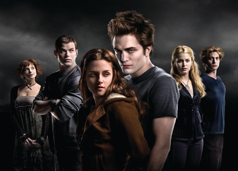 Film Review: Twilight and the Attack of the Vegetarian Vampires