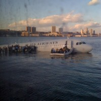 Privilege On The Hudson: First Class Gets Comfy Rafts, Peasant Class Forced Onto The Wings