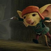 G-RATED ANIMATED FILMS ARE FULL OF VIOLENCE AND GORE: WHEN'S THE NEXT SCREENING OF DESPEREAUX?