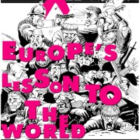 ...but did Euro-artist plagiarize The eXile? European Hate Already Lampooned 7 Years Ago!