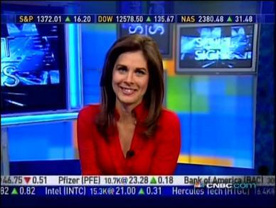 CNBC Anchor Babe