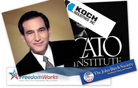Rick Santelli, High on Koch?