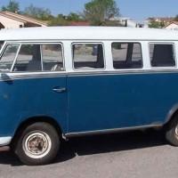 Run Over by A VW Van