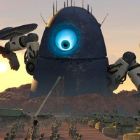 Monsters vs. Aliens, Coraline, and the Brave New World of 3-D
