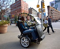 US-TRANSPORT-GM-SEGWAY-TWOSEATER