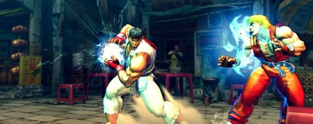 Street Fighter IV, What's With This Game Crap?