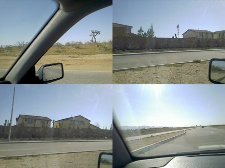 Neighborhood Driving Tour, Victorville, CA