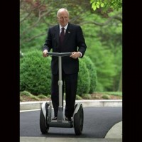 Dick Cheney: Mall Cop