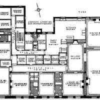 Dick Fuld, Who Destroyed Roughly $1 Trillion In Wealth While Pocketing $500 Million For Himself, Lives at 640 Park Avenue. Here's The Floor Plan Of His $32 Million Co-Op. You Know What To Do.