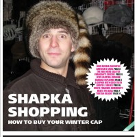 Winter Fashion Guide: Shapka Shopping