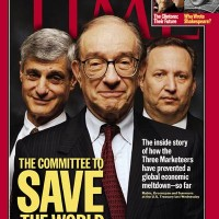 Hall Of Shame Entry: Time Magazine's Grotesque Throat-Gagging Article On Greenspan, Rubin and Summers
