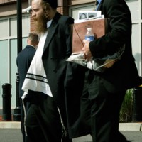 "Mass Arrests Of New Jersey Rabbis Proves ""It Can Happen Here""...Persecution-Complex-Ridden Jews Breathe A Sigh Of Relief...Spielberg In Talks To Acquire Rights..."