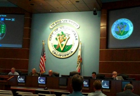 Victorville City Council