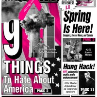 Another eXile Classic Retrospective: 911 Things To Hate About America