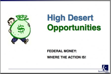 High Desert Oppotunite