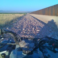 What's The Border Fence Good For? Subsidizing Mexican Scrap Metal Entrepreneurs