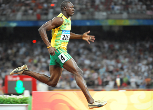 OLY-2008-ATHLETICS-100M