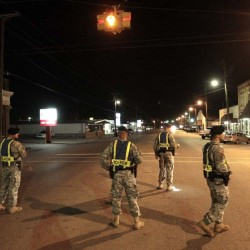 As The Billionaires Plunder Alabama, U.S. Troops Occupy Towns...Illegally