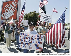 Decline & Fall: American Citizens Become Wetbacks In Their Own Country