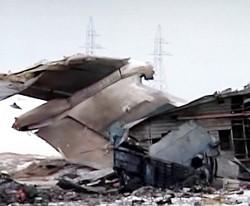 Russian Cargo Jet Crashes In Far North, 11 Dead