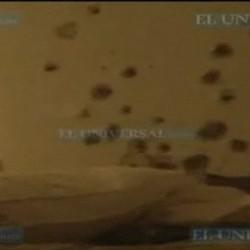 """Brutal Video Footage of Drug King's Bombed-out, Bullet-riddled """"Alamo"""""""