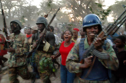 Haiti Rebels 2004