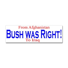 bush was right1