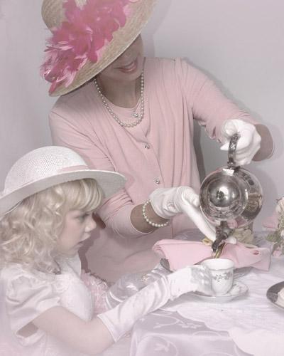 """""""Tea party"""" или все как есть - начистоту..."""