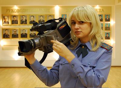 Виктория БЕРЕЖКОВА, начальник отделения информации и общественных связей УВД по Ульяновской области