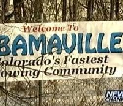"""Colorado Springs: Home of the Original """"Obamaville"""""""