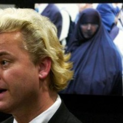 "The Unbearable Lameness Of Being Islamophobic: Wrinkled Old Fascist Pamela Geller Denounces Closet-Case Fascist Glenn Beck For Calling Flock-Of-Seagulls Lookalike Geert Wilders ""Fascist""..."