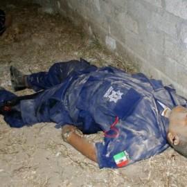 policia muerto acapulco