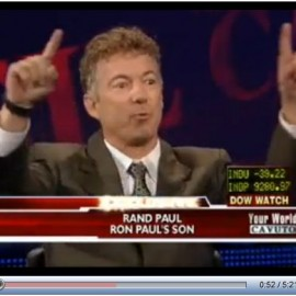 Is Rand Paul Just Another Neocon Republicrat Masquerading As A Libertarian Rebel?