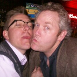 Black USDA Official Lynched By Media Establishment Will Sue Andrew Breitbart (Seen Here Getting His Fat Face Tongue-humped By Libertard Loverboy Matt Welch) For Libel...