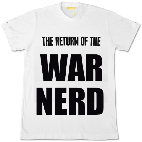 War Nerd Return