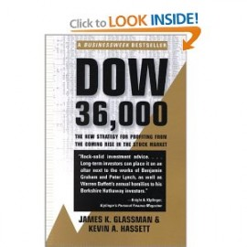 "...And The Same Kevin Hassett Who In 1999 Predicted ""Dow 36,000""...The Dow Today Is At 10,638......"