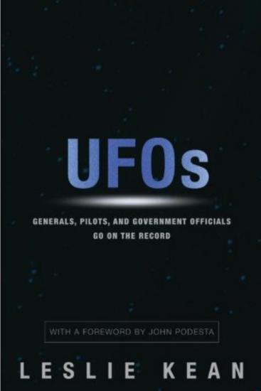 UFOs Leslie Kean