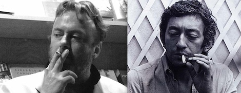 hitchens serge gainsbourg exiled online