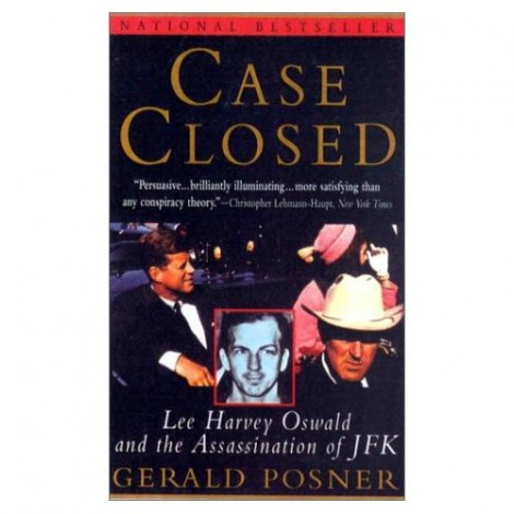 posner jfk assassination