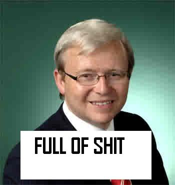 kevin-rudd full of shit