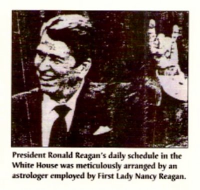 President Reagan-Astrology