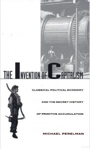 INVENTION OF CAPITALISM - COVER