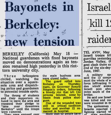 reagan 1969 bayonets berkeley4