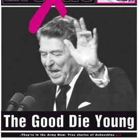 Here Lies The Worst Of All: An eXile Tribute to Ronald Reagan, Part 1