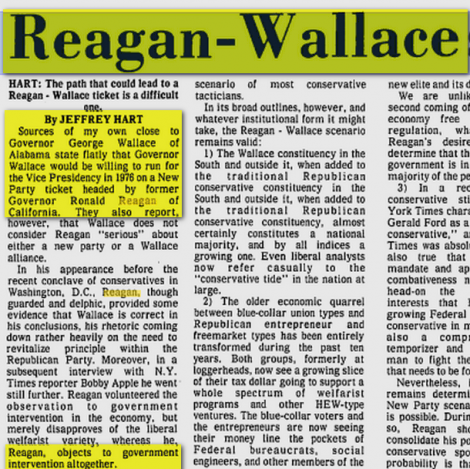 reagan-wallace ticket 1975a