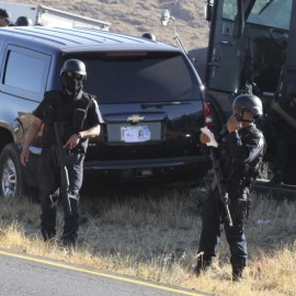 Wrong Turn in San Luis Potosi: Why Did The Zetas Ambush Two ICE Agents On A Lonely Mexican Desert Road?